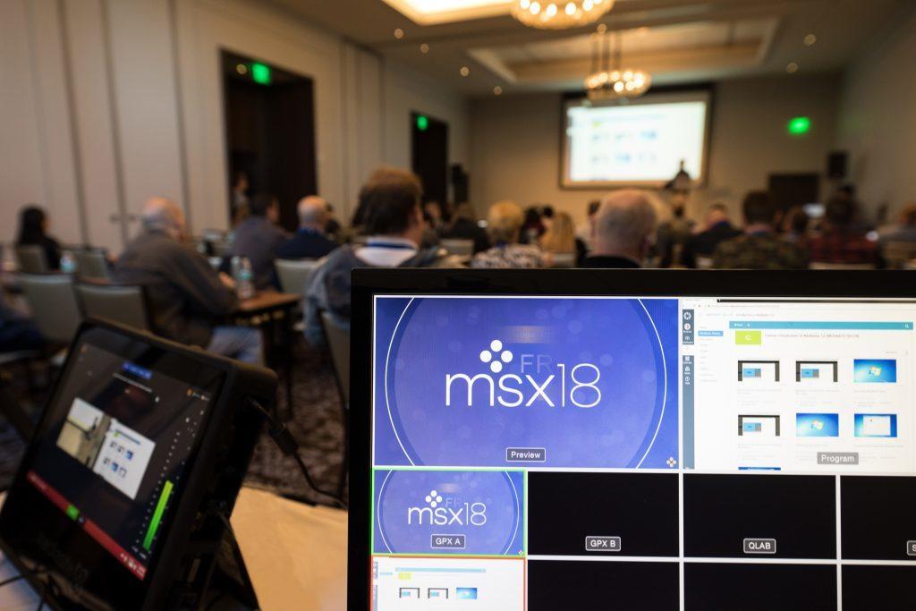 MSX 18 Equipment