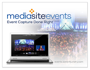 Mediasite Events Overview