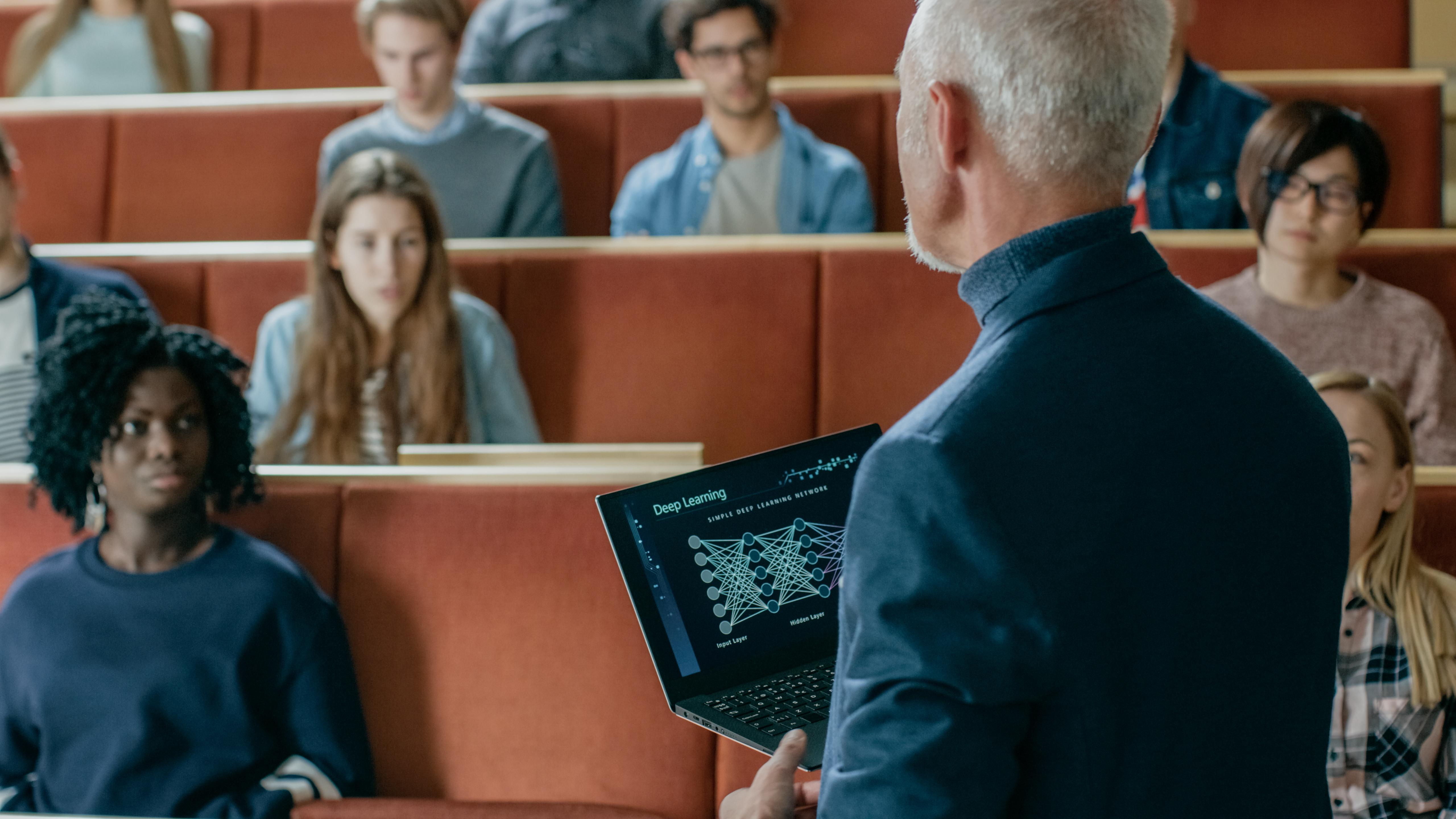 Exploring Faculty Attitudes on Tech