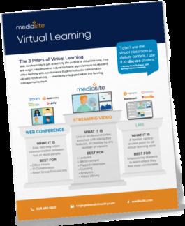 Virtual Learning Brochure