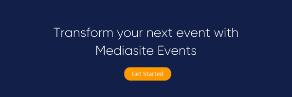 Get started with Mediasite Events