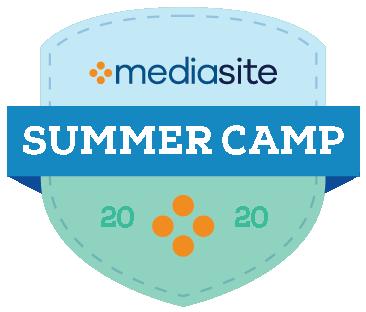 mediasite summer camp logo